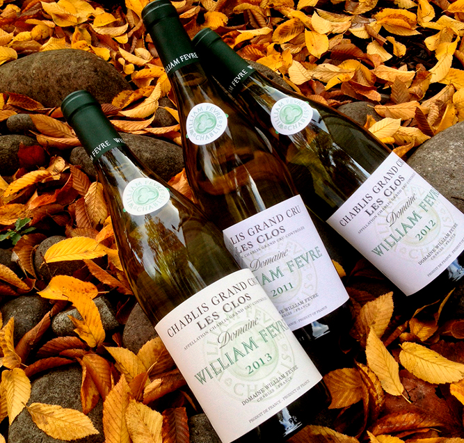 Вино Chablis Petit William Fevre